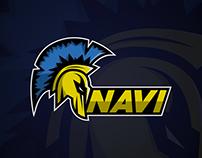NAVI Logo Redesign concept