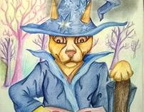 Merlin (as a dog)