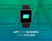 FastSport – Apple Watch App