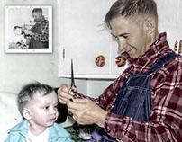 'My First Haircut'