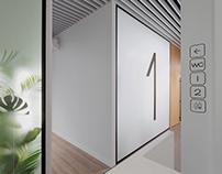 Ocean Clinic, interior photography