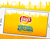 Frito Lay's - Do Us A Flavor VR