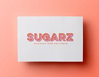Sugarz Jewelry Branding & Design
