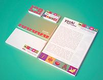 Yooki Sushibar | Branding