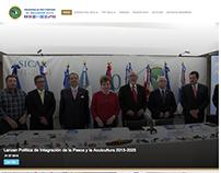 Presidencia Pro Témpore del SICA El Salvador 2015