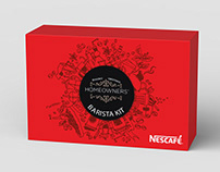 Nescafe Gift Box