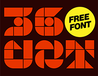 36 Days of Type 2020 | FREE FONT