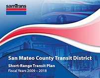 Short-Range Transit Plan for SamTrans