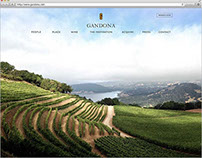 Gandona Estate Website