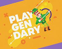 Playgendary page