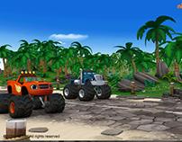 Dragon Island Racetrack