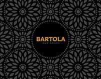 BARTOLA Restaurant Branding