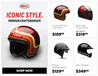 Various RevZilla Marketing Emails and Onsite Promotions