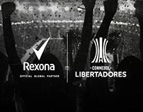 Rexona   Libertadores