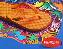HAVAIANAS CRAFT PAPER