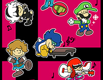 Super Smash Bros. X Peanuts