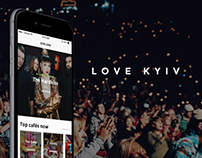 City Love: Mobile App for Events and Places