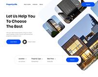 Propertyville - A property rental platform