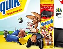 Nesquik PlayStation PS3 Promotion