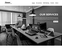 Eleven Integration SEO website