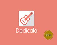 Dedícalo App - Participación El Sol JJCC 2015