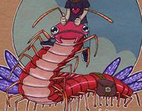 Charlie Centipede