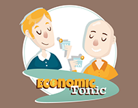 Economic Tonic Logo