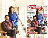 Radhika Sarathkumar for Provoke