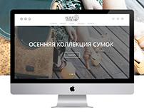 """Online Shop bags """"Alive&Color"""""""