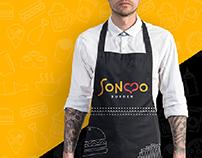 SONCCO BURGER - Brand Identity