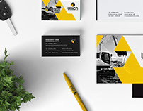 Única Equipamentos - Identidade Visual e Website