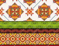 #16 || Modern Geometric Ethnic.