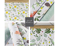 Spring pattern designs 2018