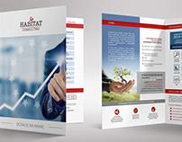 Brochure for Habitat