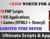 Ultimate Scripts & Apps Bundle