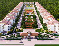 Proyecto Costamare Masterplan St. Panama