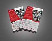 H&C Proyectos de Ingeniería brochure Design
