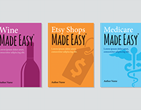 Book cover series design