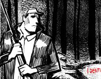 Hunter - Comic