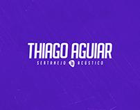 Branding Thiago Aguiar - Sertanejo Acústico