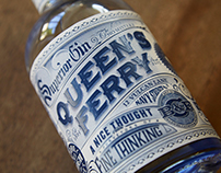 BC&F Gin as featured in Brands of the World