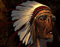 Alien Cherokee