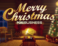 2016 Fox Business Network Christmas ID
