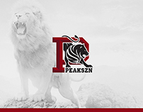 Peakszn Logo Design