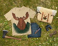 """Print """"Elk"""""""