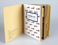 PAPER CUT - craft manual