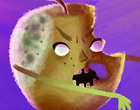Node 2019 | Fruity Zombies