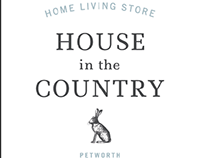 House in the Country Branding