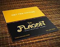 The Flagon - Food Truck Branding