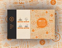 Flint Website, Digital Marketing & Print Ad
